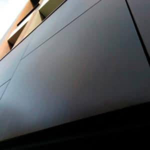 Oxid Vernis used on cladding