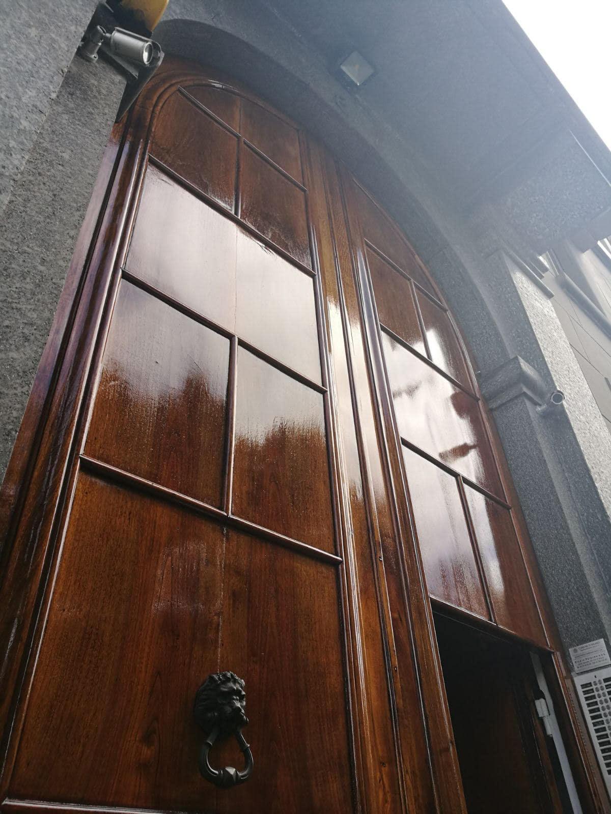 Italian doors restored with Deks Olje D1 & D2 | Owatrol Direct