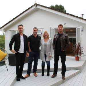 Decking Paint on Channel 4's 'Ugly House to Lovely House'