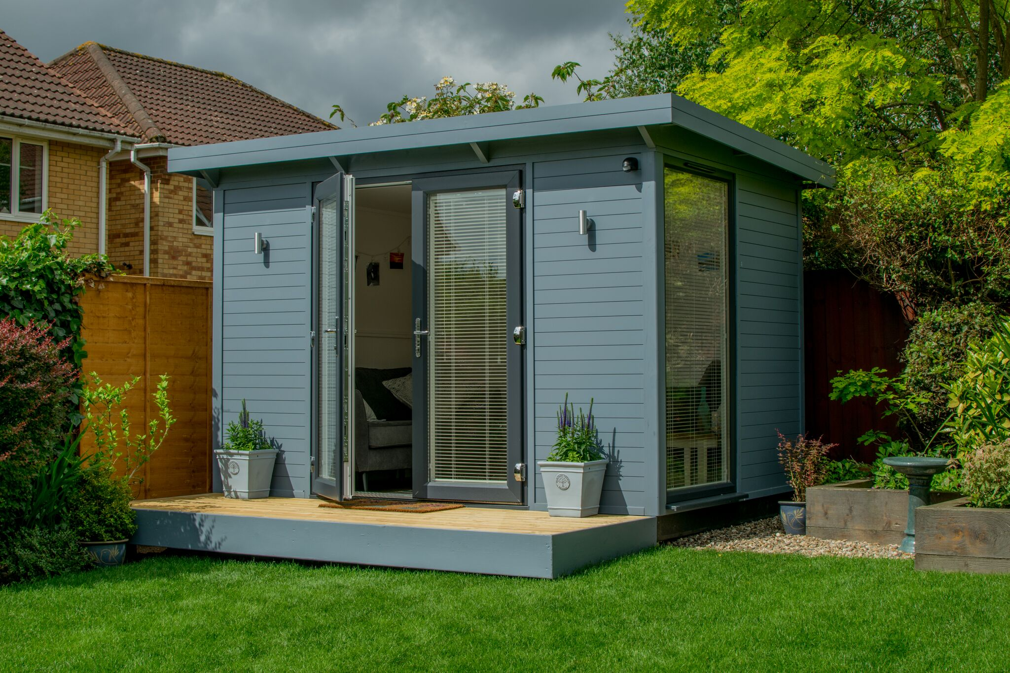 New smart garden offices range owatrol direct for The garden office