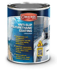 Owagrip antislip decking paint