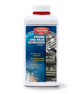 Owanett - engine degreaser