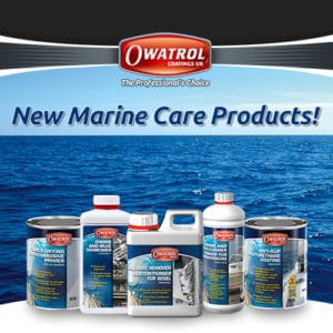 Marine care range