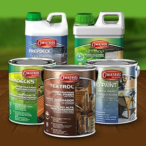 popular wood care products