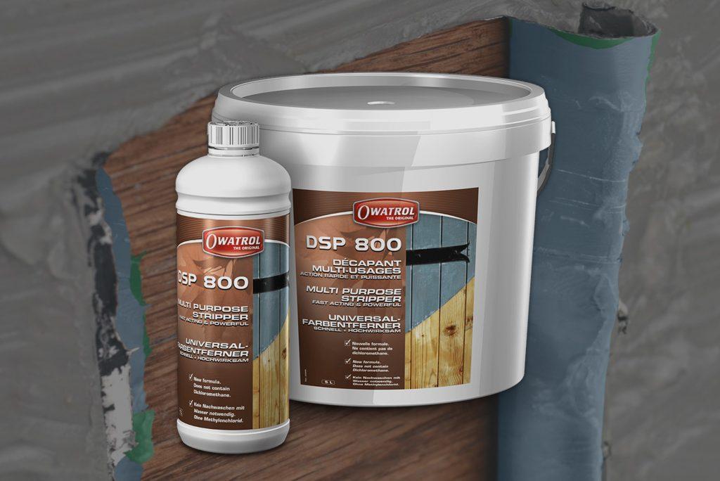 DSP800 packaging
