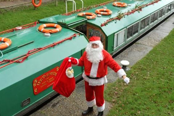 Santa cruises