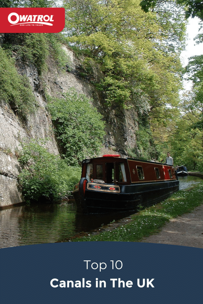 Top 10 canals in the UK - Pinterest
