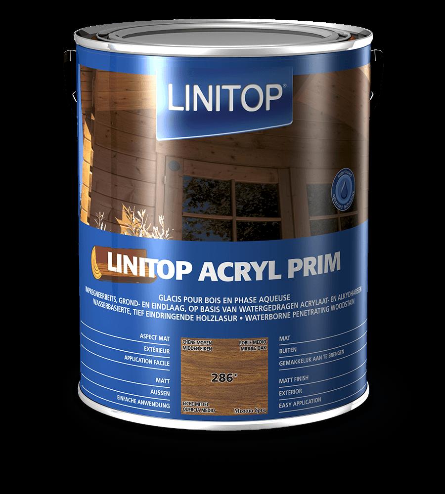 Linitop Acryl Prim Packaging