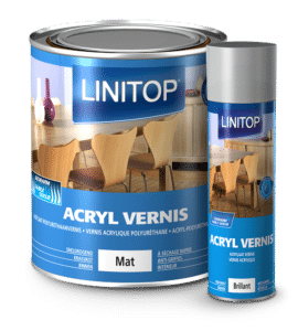 Linitop Acryl Vernis packaging