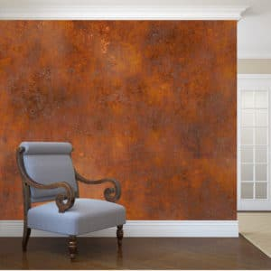 Rust Spirit used on a feature wall