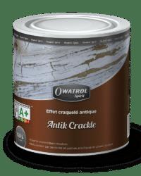 Antik Crackle Owatrol Spirit range