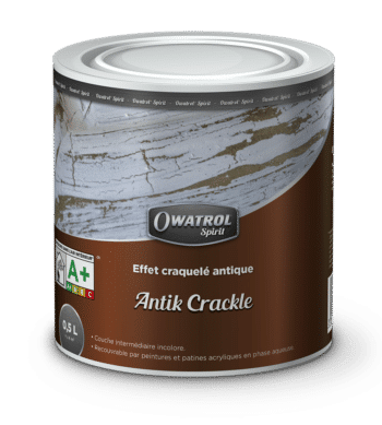 Antik Crackle Owatrol Spirit range