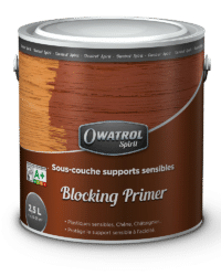 Blocking Primer from the Owatrol Spirit Rnage