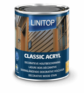 Linitop Classic Acryl Packaging