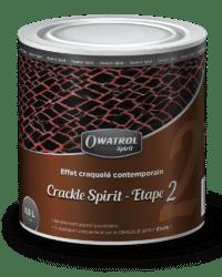 Crackle Spirit Step 2 Owatrol Spirit range