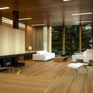 Linitop Vernis used to finish internal wood flooring