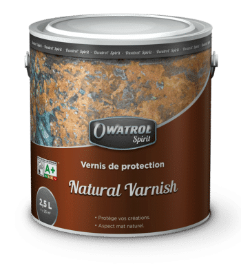 Natural Varnish Owatrol Spirit range
