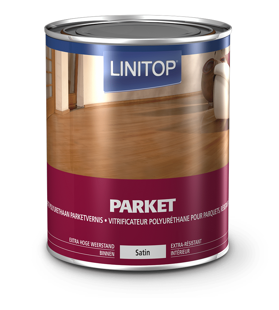 Linitop Parket packaging