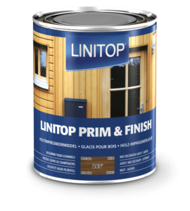 Linitop Prim & Finish packaging