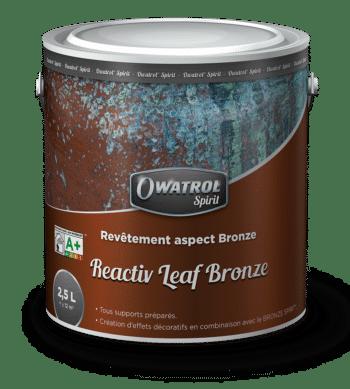 Reactiv Leaf Bronze Owatrol Spirit range