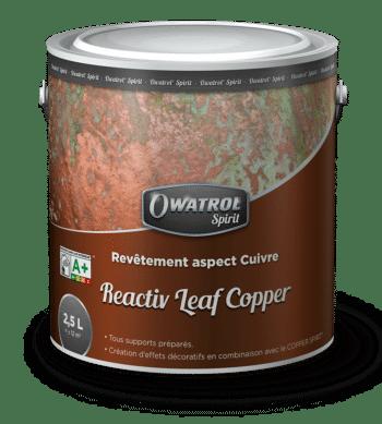 Reactiv Leaf Copper Owatrol Spirit range