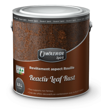 Reactiv Leaf Rust Owatrol Spirit range