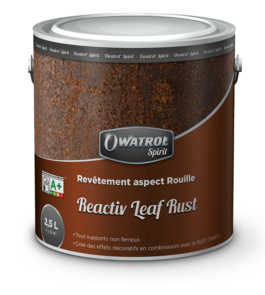 Reactiv Leaf Rust Owatrol Spirit range