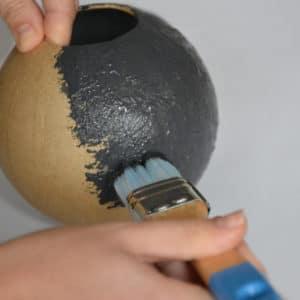 During application of Reactiv Leaf Rust