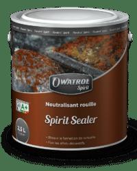 Spirit Sealer Owatrol Spirit range