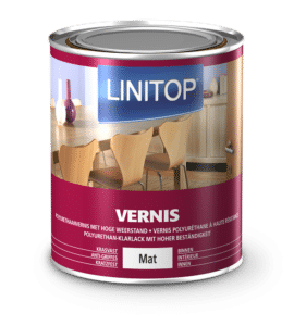 Linitop Vernis packaging