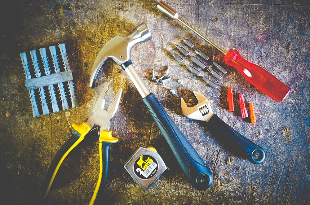 tools for decking