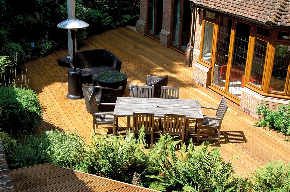 Guide to laying decking
