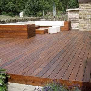Top 10 decking ideas