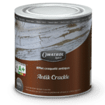 Antik Crackle packaging