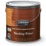 Blocking Primer packaging