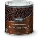 Crackle Spirit Step 2 packaging