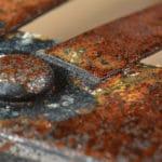 Owatrol Spirit Sealer used on metal work