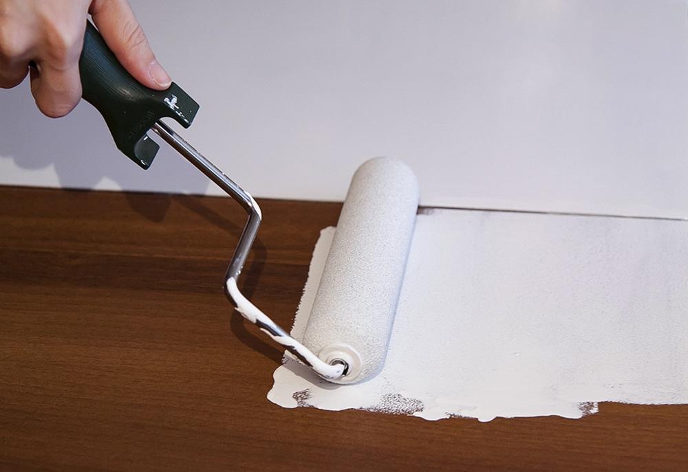 white Owatrol deco paint
