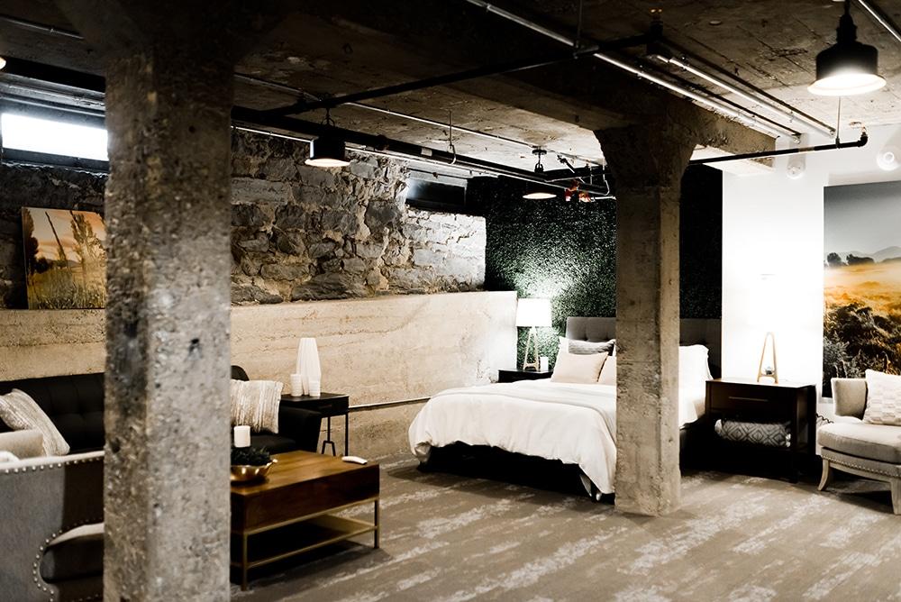 cosy basement