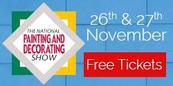 Painting & decorating show 2019