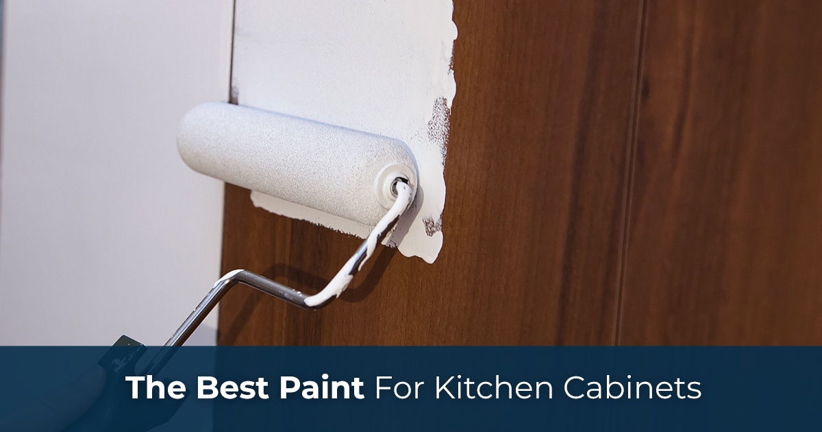 Best Paint For Kitchen Cabinets, What Type Of Roller Is Best For Painting Kitchen Cabinets
