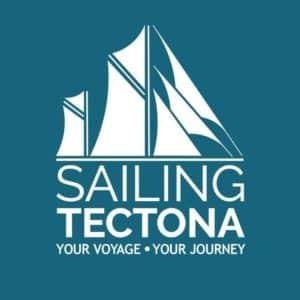 sailing tectona logo