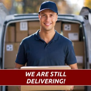 WE ARE STILL DELIVERING