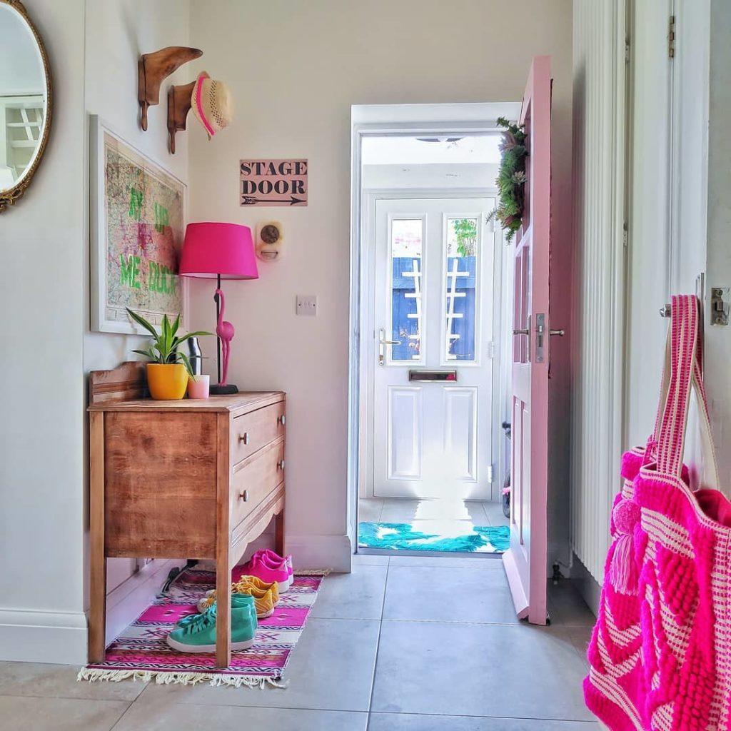 Lissi's door before