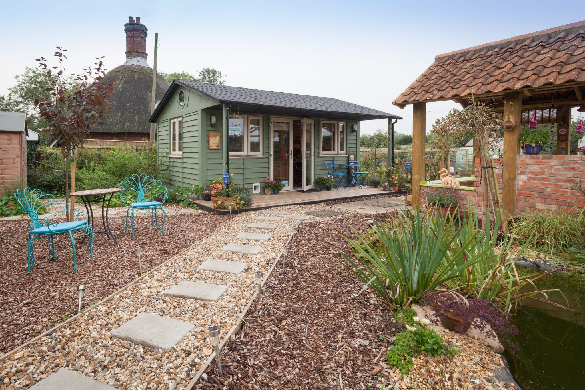 Smart Garden Office - Suffolk Barn Quinto