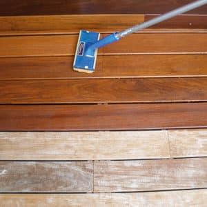 D1 on garden deck YouTube Thumbnail