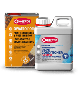 Floetrol with Owatrol Oil