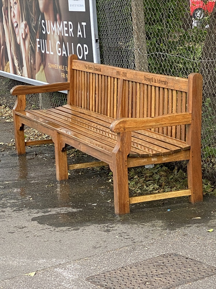 Bench after Textrol HES